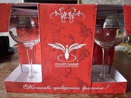 Бокалы и стаканы - Бокалы для вина, новый набор, 0