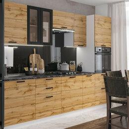 """Мебель для кухни - Кухня """"Дакота"""" 2,8м, дуб вотан/бетон графит, 0"""