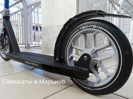 Самокаты - Самокат с нагрузкой до 120 кг,серый, 0