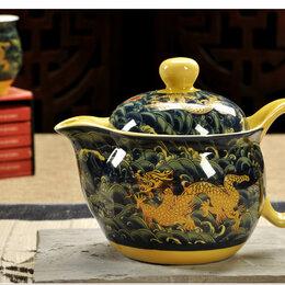 Заварочные чайники - Чайник заварочный с драконом, 0