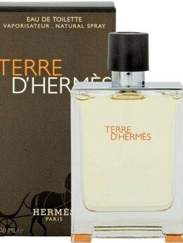 """Парфюмерия - Новая Туалетная вода Terre D""""Hermes  100ml, 0"""