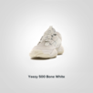Adidas Yeezy Boost 500 Bone White (Адидас Изи Буст 500) Оригинал по цене 28000₽ - Кроссовки и кеды, фото 1
