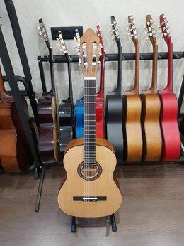Акустические и классические гитары - Классическая гитара Ель Новая, 0