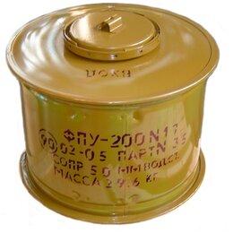 Промышленное климатическое оборудование - Фильтр поглотитель ФПУ-200, 0