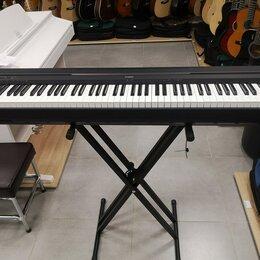 Клавишные инструменты - Новое цифровое пианино Yamaha P-45B, 0
