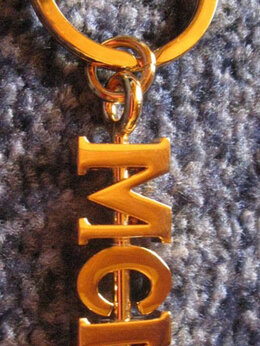Брелоки и ключницы - Брелок бренда МСМ, оригинал, Германия, новый, 0