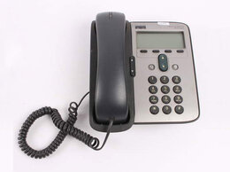 VoIP-оборудование - VoIP Телефон Cisco 7912G, 0