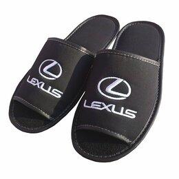 Домашняя обувь - Тапочки Лексус, 0