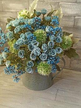Цветы, букеты, композиции - Искусственные цветы, розы, 0