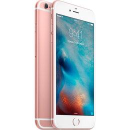 Мобильные телефоны - 🍏 iPhone 6S 32Gb pink gold (розовое золото) , 0