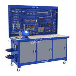Мебель для учреждений - Верстак KronVuz TBW 111-S2-K2, 0