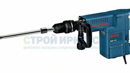 Отбойные молотки - Отбойный молоток с патроном SDS-max Bosch GSH 11…, 0