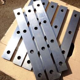 Ремонт и монтаж товаров - Заточка ножей для Шредера, дробилок,  нож гильотинный, 0
