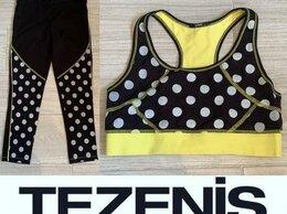 Спортивные костюмы - Леггинсы и топ брендовые Tezenis спортивный костюм, 0