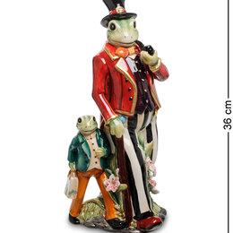 "Статуэтки и фигурки - CMS-53/ 1 Статуэтка ""Мистер Фрогги с сыном""…, 0"