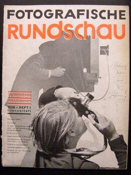 Словари, справочники, энциклопедии - Фото-Каталог Германия 1938г фотографический…, 0