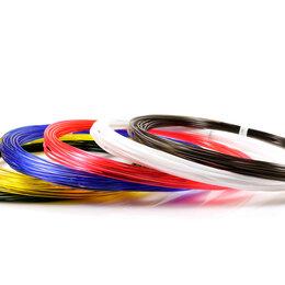 Расходные материалы для 3D печати - Набор пластика для 3D ручек: UNID PRO-6 (по 10м. 6 цветов в коробке), 0