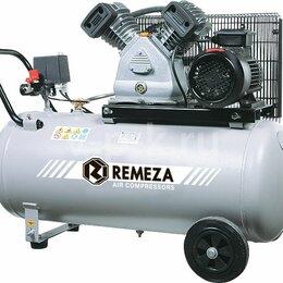 Воздушные компрессоры - Поршневой компрессор REMEZA СБ4/С-100.LB30A, 0