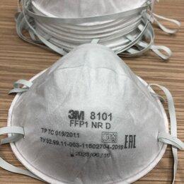 Средства индивидуальной защиты - респиратор(полумаска) 3м 8101, 0