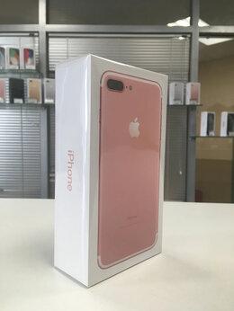 Мобильные телефоны - iPhone 7 Plus 32gb rose gold (A1784) Ростест, 0
