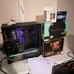 Настольные компьютеры - Игровой пк gtx 970/16gb ddr4/ssd/i5 9600kf/z390, 0