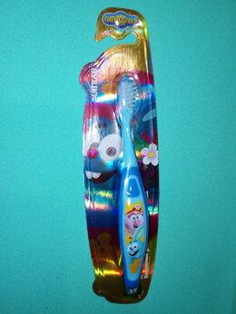 Зубные щетки - Детская зубная щетка Смешарики с рисунком на…, 0