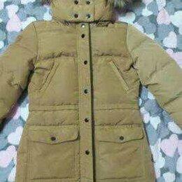 Пуховики - Куртка парка зимняя, 0
