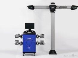 Стенд для регулировки сход-развала - Техно Вектор 7  V 7204 T A СТЕНД СХОД-РАЗВАЛ 3D, 0