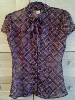 Блузки и кофточки - Блузка р.44 в отличном состоянии, 0