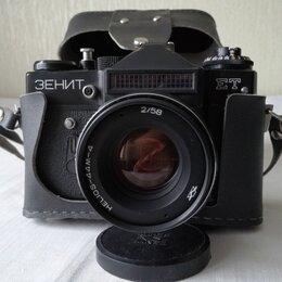 Пленочные фотоаппараты - Фотоаппарат ЗЕНИТ , 0