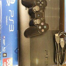 Игровые приставки - Sony ps 3 500gb + 40 игр, 0