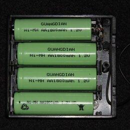 Батарейки - Аккомуляторы АА, 0