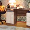 Стол письменный 2-х тумбовый (Олимп) по цене 8790₽ - Компьютерные и письменные столы, фото 1