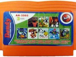 Игры для приставок и ПК - Картридж Сборник игр 8 в 1 AA-2503 DARKWIN DUCK…, 0