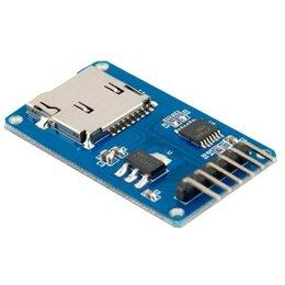 Карты памяти - MicroSD Card модуль, 0