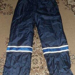Одежда - Зимние брюки. Спецодежда. Для стройки, 0
