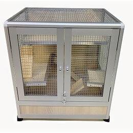 Клетки и домики  - Клетка для шиншилл, дегу, хомяков, крыс, 0