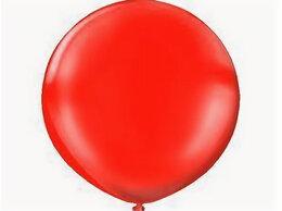 Украшения для организации праздников - Шар Красный, 0