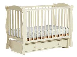 Кроватки - Детская кровать Кубаночка-6 би 42.3 (классическая), 0