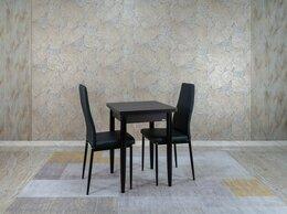 Столы и столики - Стол ломберный венге + ноги венге, 60(+60)*60, 0