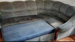 Диваны и кушетки - Большой угловой диван, 0