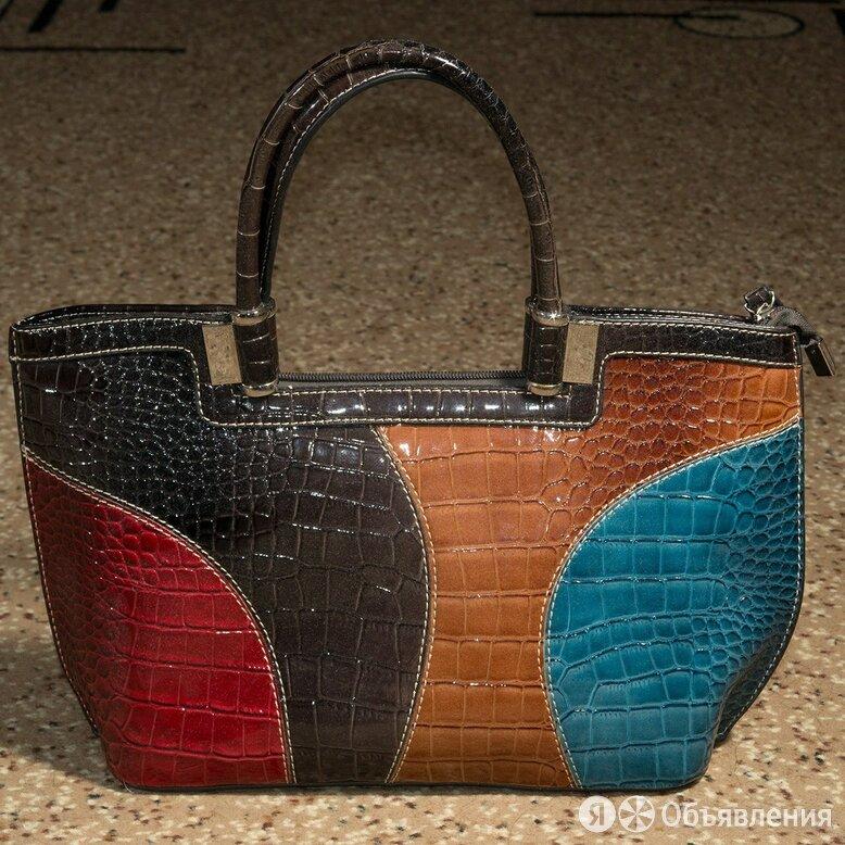 сумка лаковая по цене 1500₽ - Сумки, фото 0