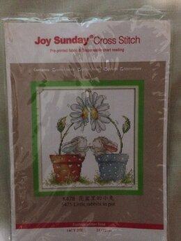 Рукоделие, поделки и товары для них - Наборы для вышивки Joy Sunday, 0