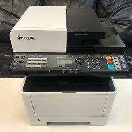 Принтеры, сканеры и МФУ - МФУ лазерный 3 в 1, принтер, сканер, копир Kyocera 2135dn, 0