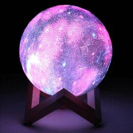 Ночники и декоративные светильники - светильник луна 3d starlight, 0