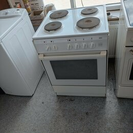 Плиты и варочные панели - электрическая плита ЗВИ 60х60см, 0