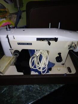Швейные машины - швейная машинка RADOM 466, 0