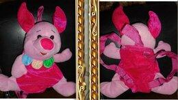Мягкие игрушки - Рюкзачки детские., 0