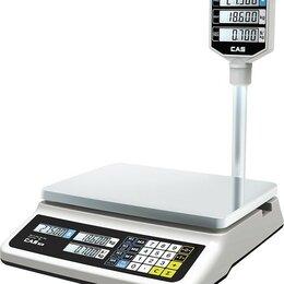 Весы - Торговые весы CAS PR-15P LCD, 0