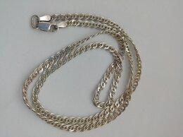 Цепи - Серебряная цепочка плетение Нонна 8,4гр, 925пр. , 0